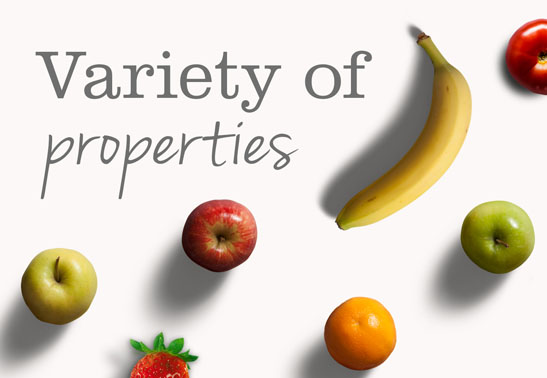 variety-of-properties