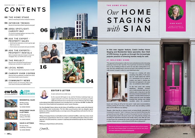 Our Home Staging with Sian