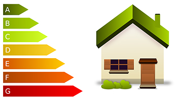 Properties must be rated 'E' for energy efficiency