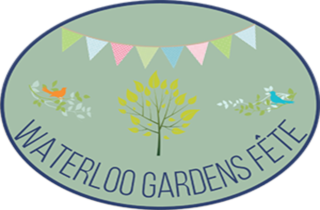 Fun for all the family - Waterloo Gardens Fete 2015