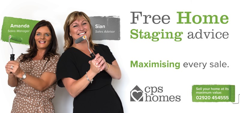 Free Home Staging Advice From CPS Homes