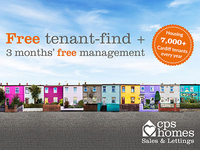 Free tenant-find + 3 months' free management!
