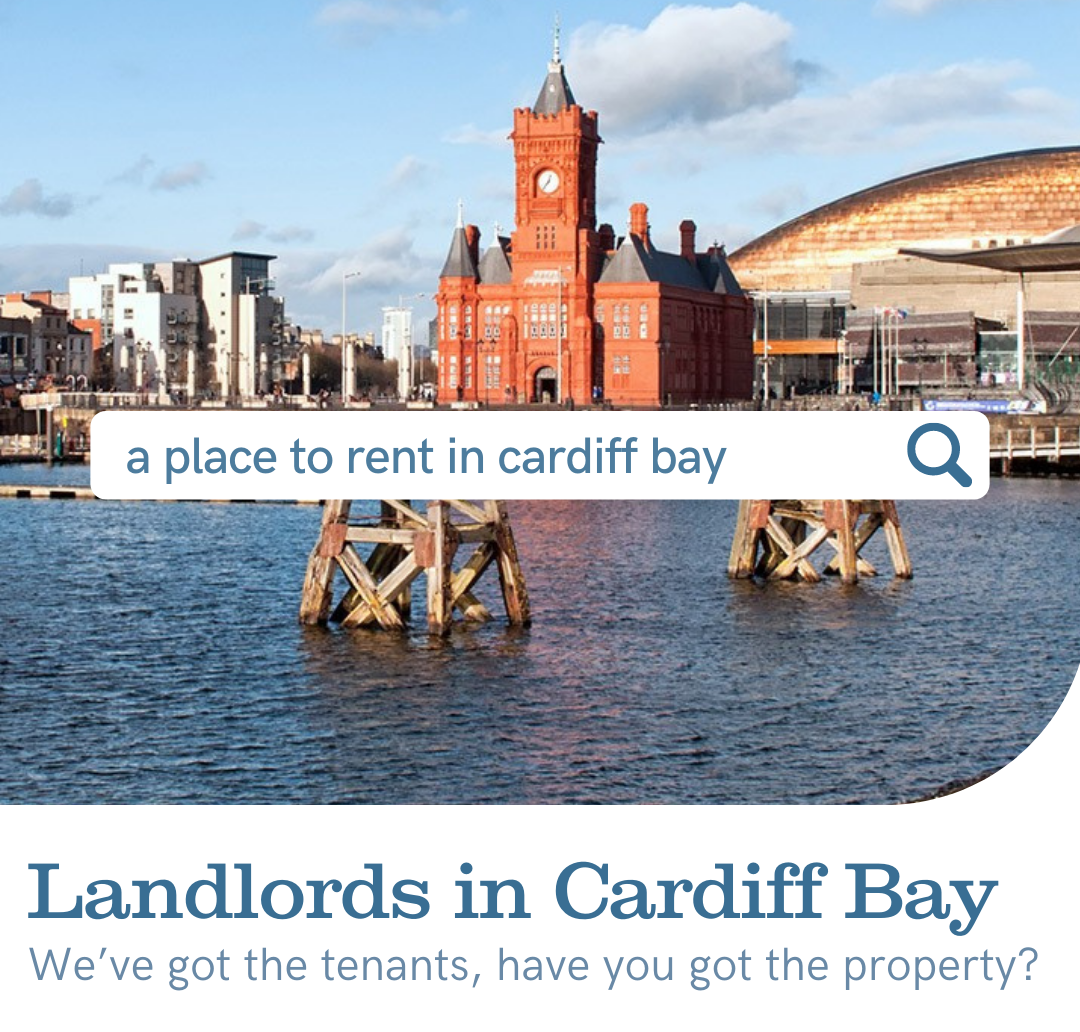 Landlords wanted in Cardiff Bay