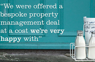 Landlords, we have a bespoke property management deal just for you!
