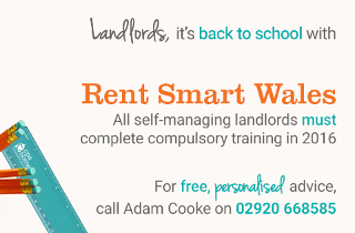 Rent Smart Wales - Landlord Registration and Licensing Scheme