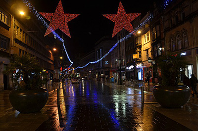 Things to do in Cardiff to fill the Christmas gap