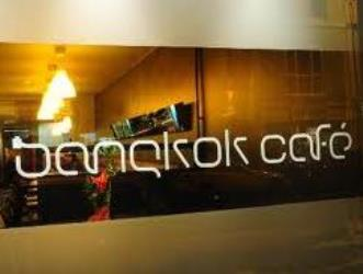 Bankok cafe in Canton