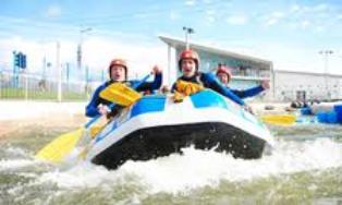 cardiff bay white water centre