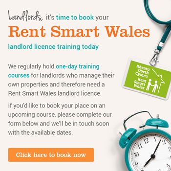 CPS Homes can help with Rent Smart Wales