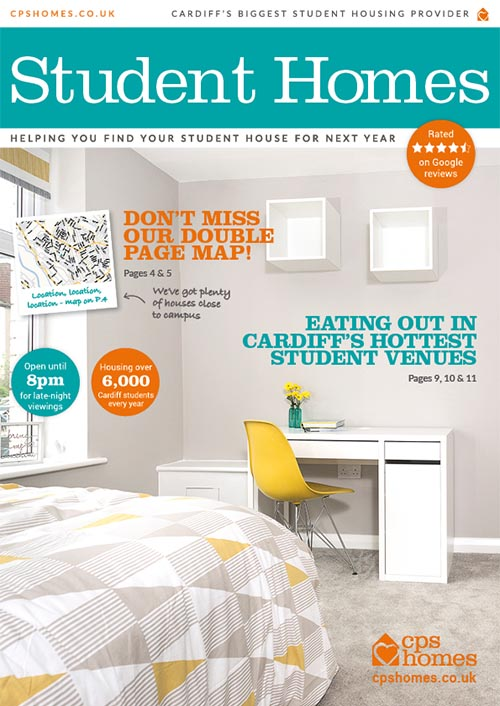 Student Homes_2016_Cover